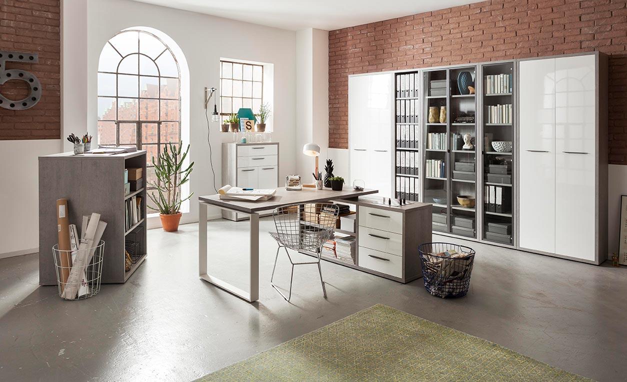 Aménagez un bureau fonctionnel pour travailler à la maison dans de ...