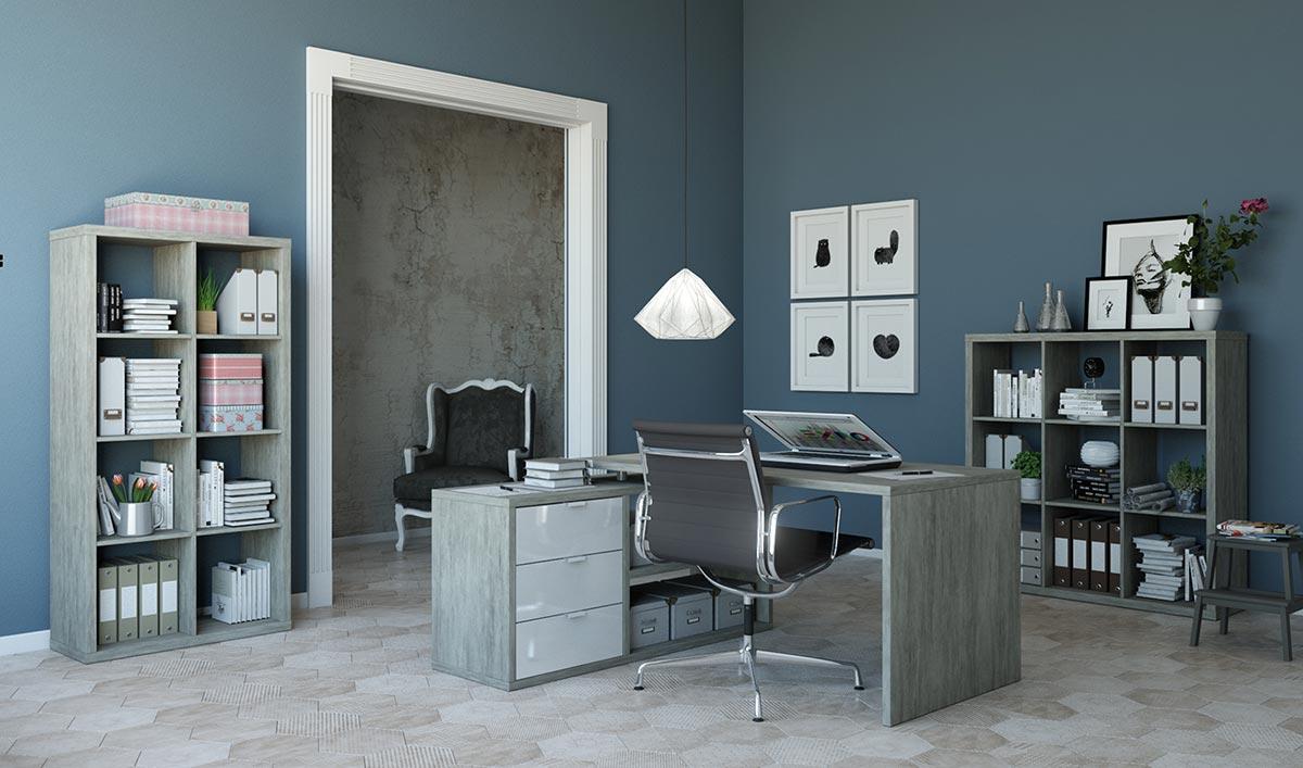 Nos conseils pour d corer votre bureau et cr er une ambiance sereine for Quelle couleur pour un bureau professionnel