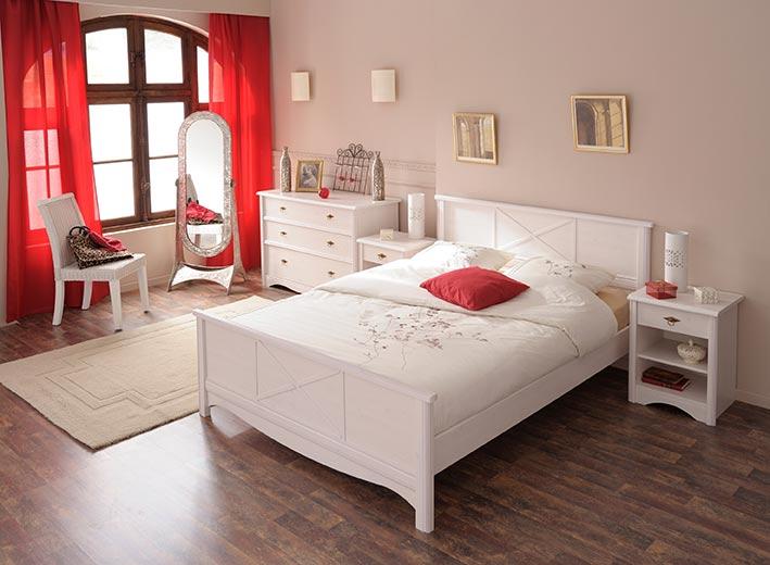 Nos astuces d co pour faire de votre chambre un espace for Decoration epuree definition