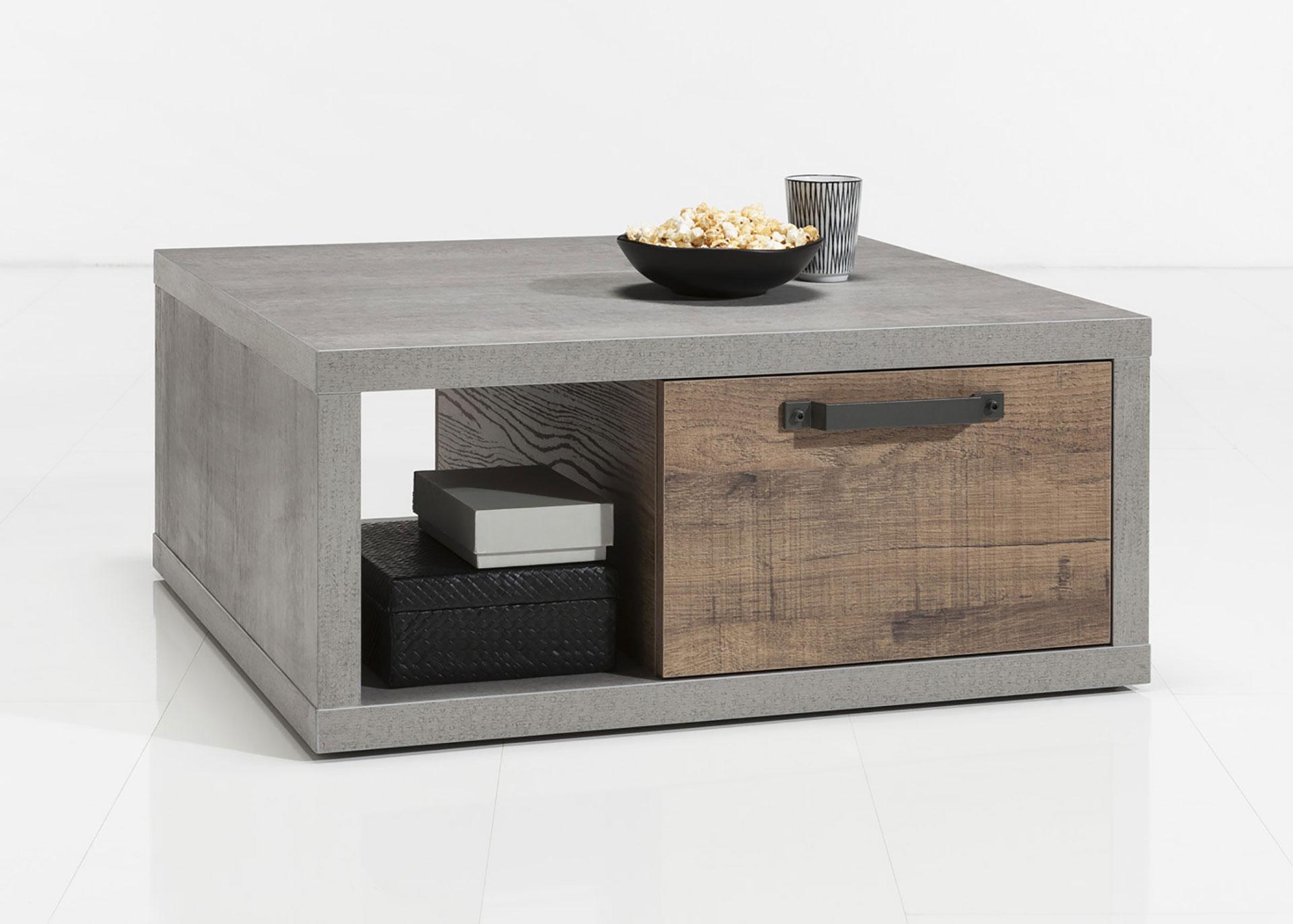 Une table basse adaptée à votre salon !