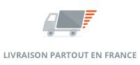 Livraison dans toutes la France