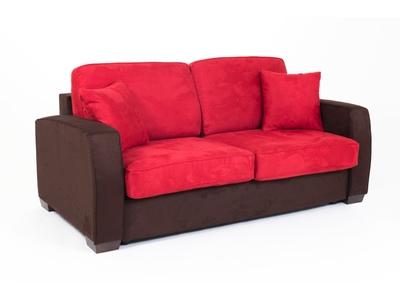 canape convertible couchage 160 cm ellipse. Black Bedroom Furniture Sets. Home Design Ideas