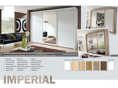 Armoire 3 portes Imperial