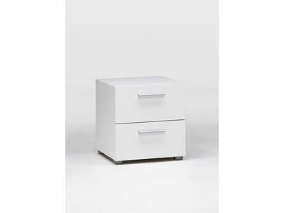 Chevet tiroirs 2 Pronto