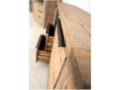 Bahut 2 portes 3 tiroirs Hamburg