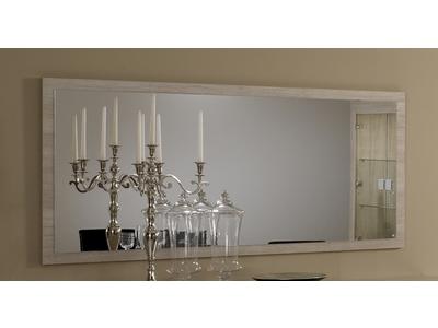 Miroir Pisa chene blanchi (soho)