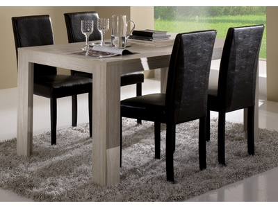 meubles tables repas. Black Bedroom Furniture Sets. Home Design Ideas