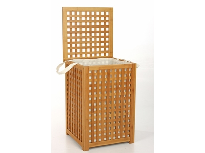 Meuble de salle de bain en bambou pas cher creazur meuble for Meuble bambou salle de bain pas cher