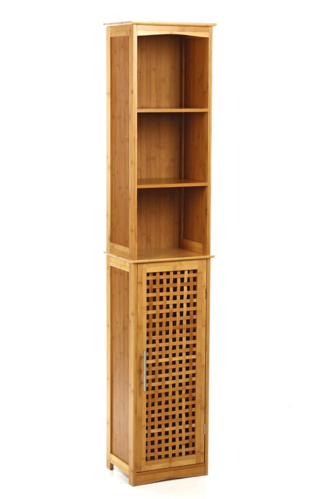 Colonne sdb bambou for Dtu salle de bain