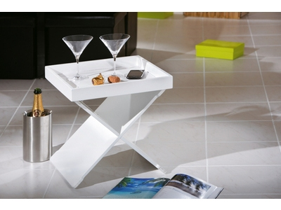 Achat vente table basse table de salon - Table d appoint design pas cher ...