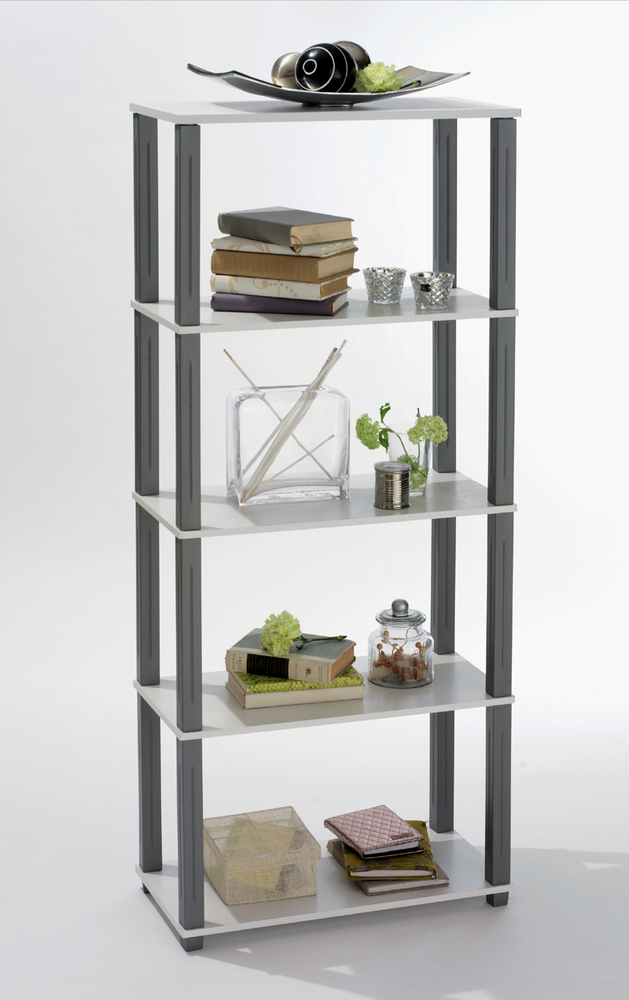 etagere plastique. Black Bedroom Furniture Sets. Home Design Ideas