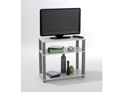 Meubles tv hifi for Table tele pas cher