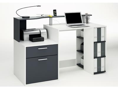 Bureau 1 porte 1 tiroir
