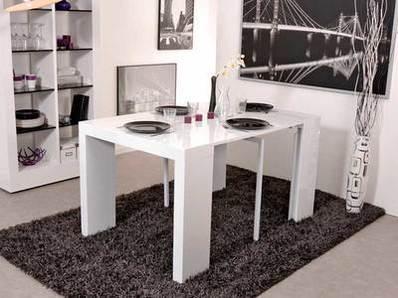 Table console extensible Algo