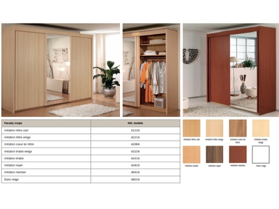 Armoire 2 portes Imperial