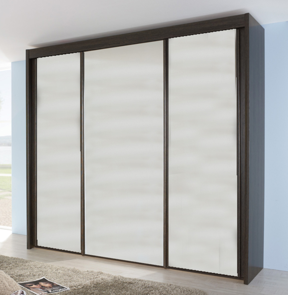 armoire 3 portes imperial wengue shiraz 7946. Black Bedroom Furniture Sets. Home Design Ideas