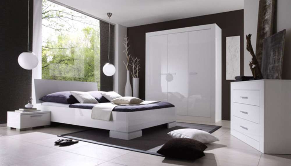 Best Chambre A Coucher Blanche Images - Antoniogarcia.info ...