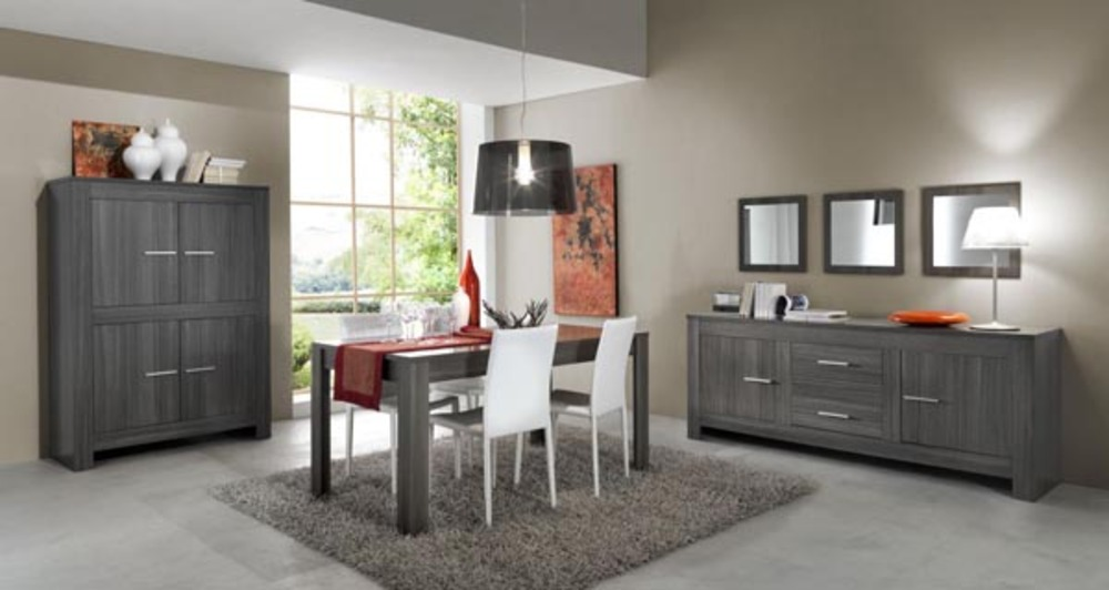 Table Basse Portofino Chene Gris