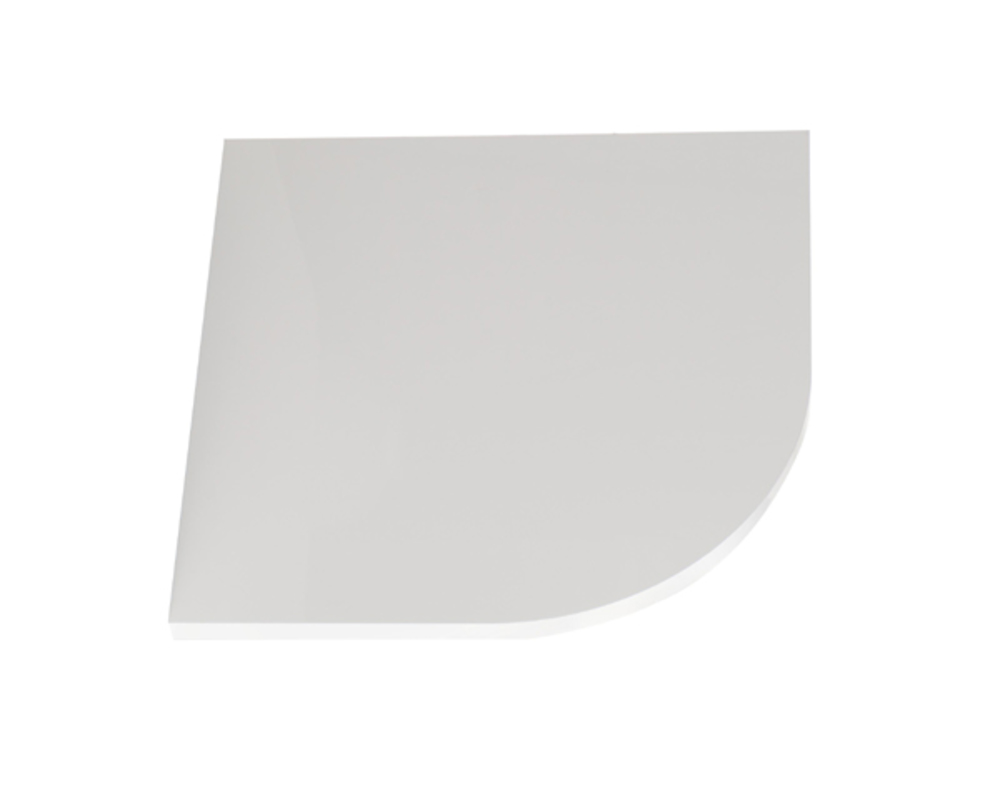 Tablette D Angle Manager Stampa Blanc Brillant