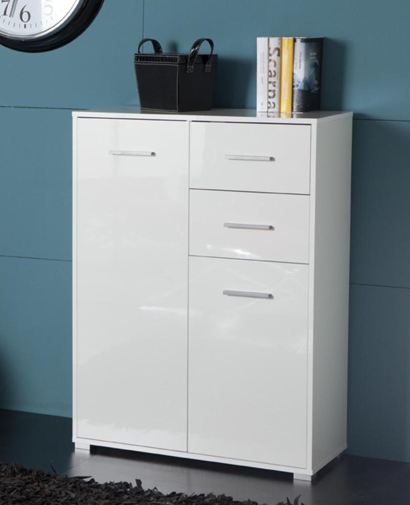 meuble 2 portes 2 tiroirs. Black Bedroom Furniture Sets. Home Design Ideas