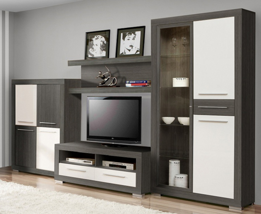 Meuble Tv Living Alinea Fenrez Com Sammlung Von Design  # Meuble Tv Kubico