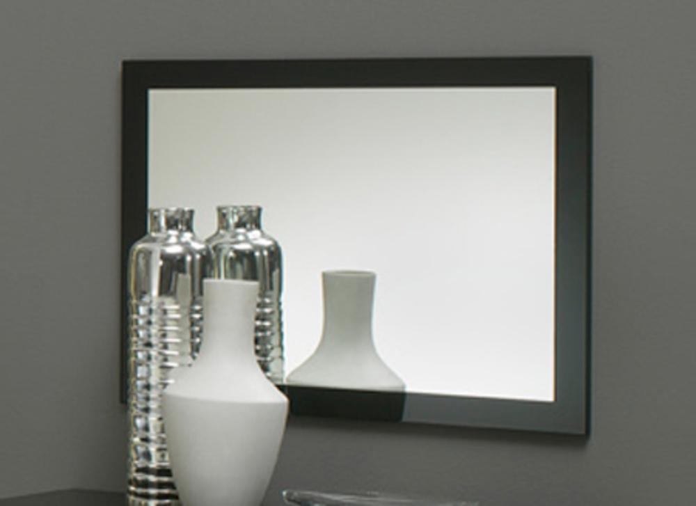 Miroir gloria noir for Miroir 60 x 90
