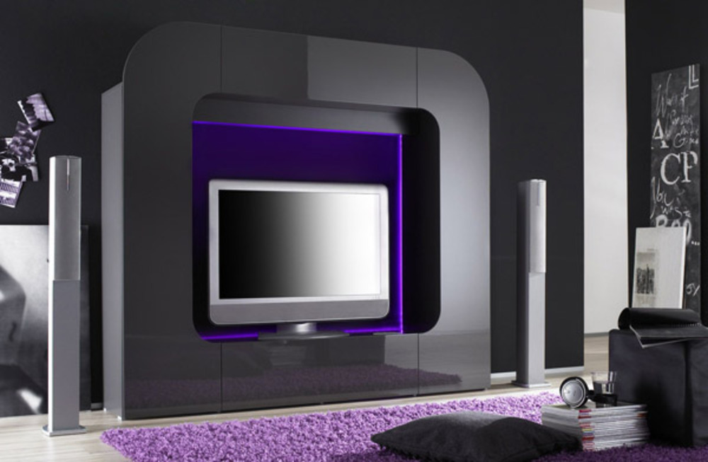 Meuble Tv Hifi Design : Meuble Tv Carpi