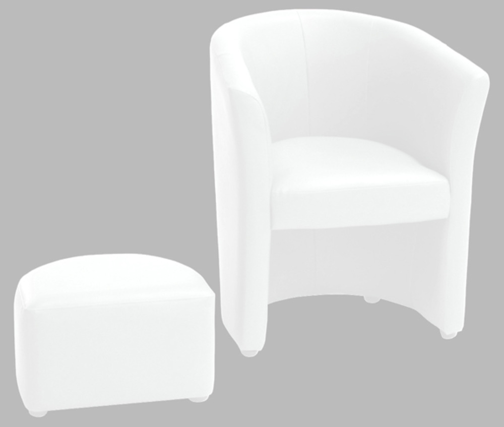 fauteuil pouf arcade - Fauteuil Et Pouf