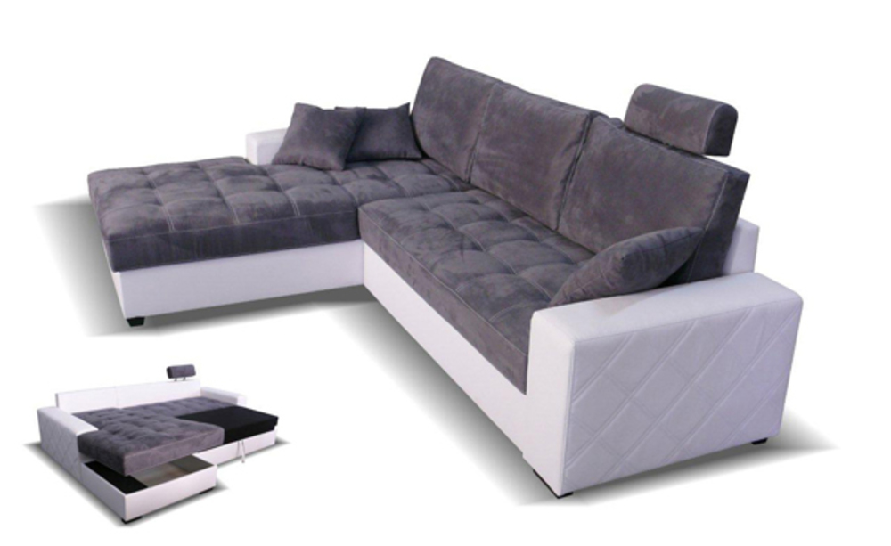 canape dangle gauche convertible mondo - Canape L