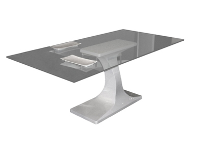 Table de repas White