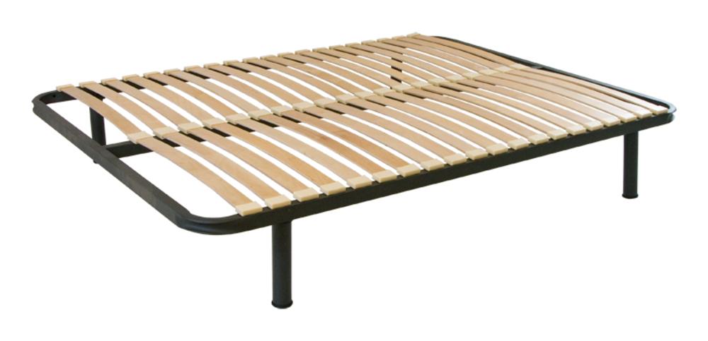 sommier lattes x20 confort l 120 x h 5 x p 190. Black Bedroom Furniture Sets. Home Design Ideas