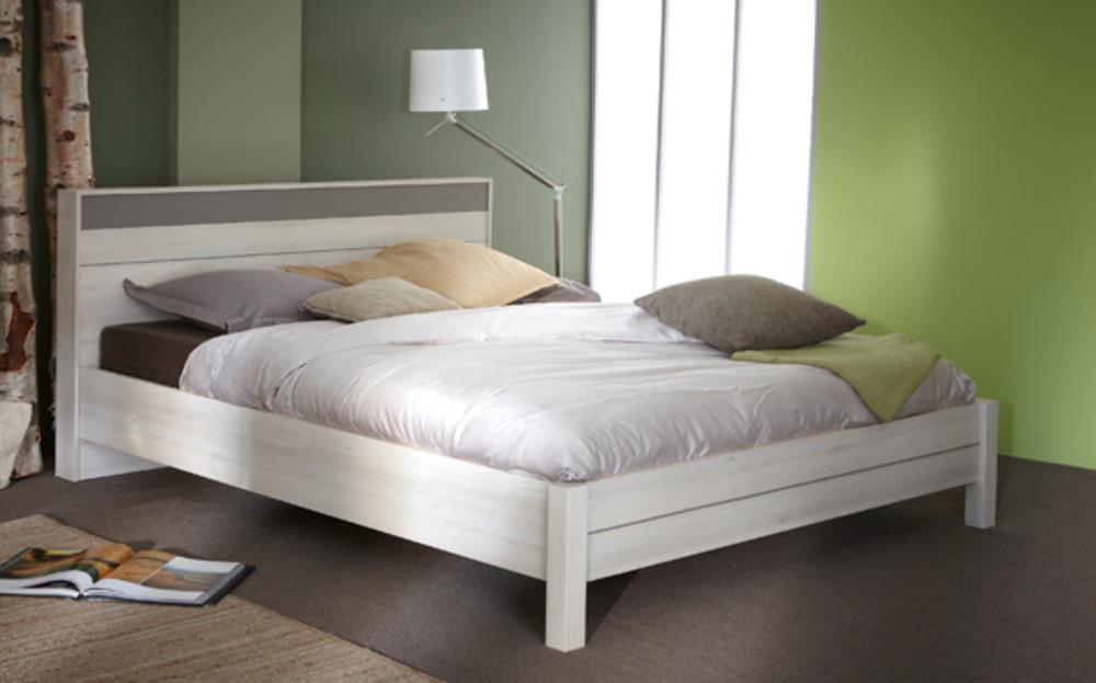 Alabama chambres lits adultes lit acacia basika le hard Lit basika