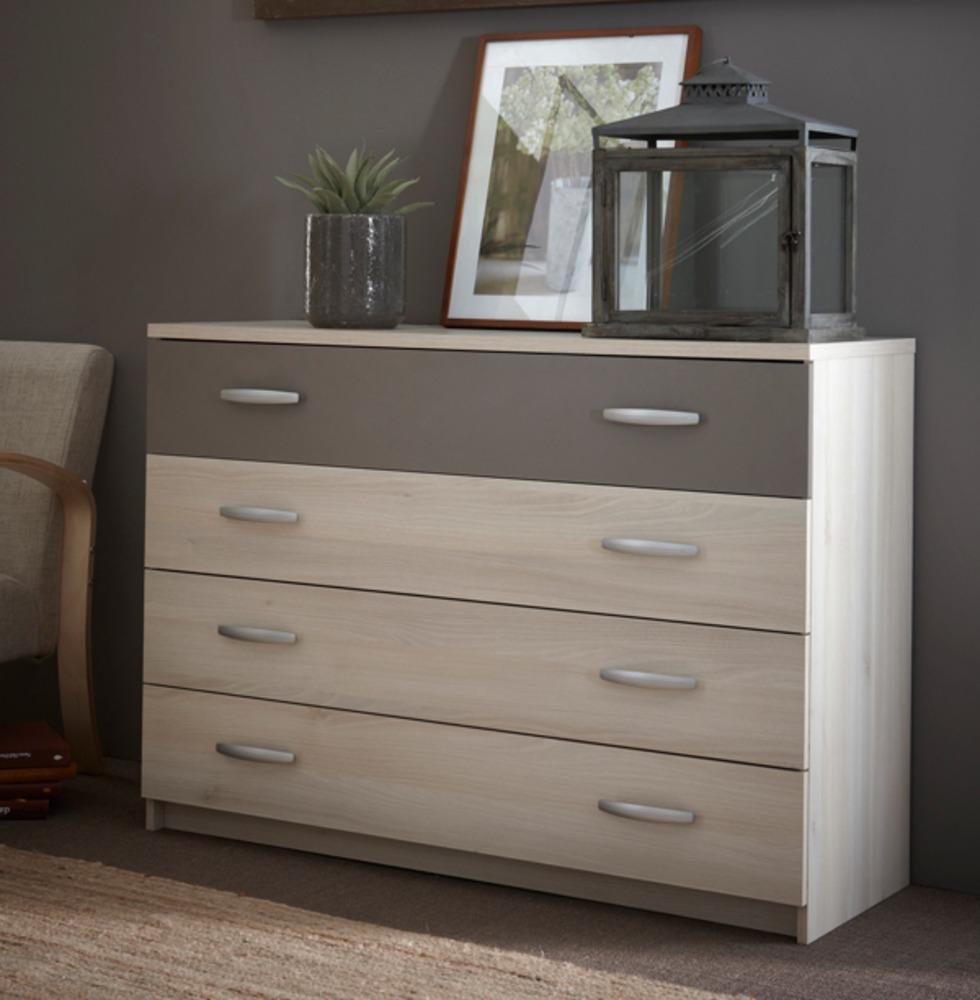 commode 4 tiroirs alabama. Black Bedroom Furniture Sets. Home Design Ideas