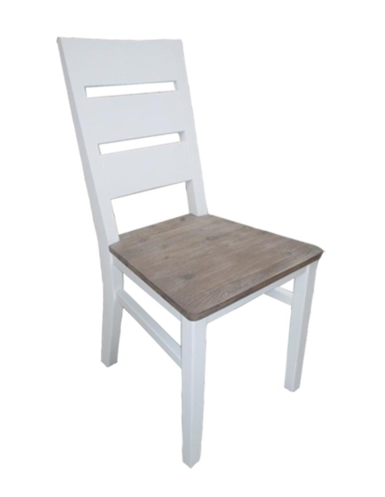 chaise sejour white horse blanc. Black Bedroom Furniture Sets. Home Design Ideas