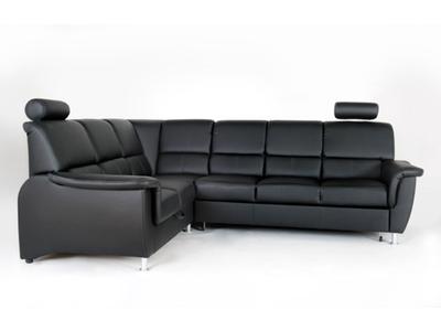 Canape d'angle convertible (angle gauche)