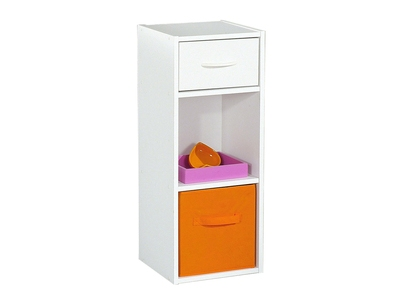 Rangement 2 cases + 1 tiroir Compo 12