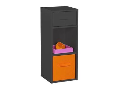 Rangement 2 cases + 1 tiroir