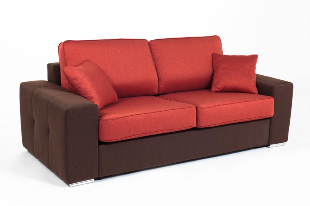 canape convertible couchage 140 cm cotton jeans 108 jeans 104. Black Bedroom Furniture Sets. Home Design Ideas