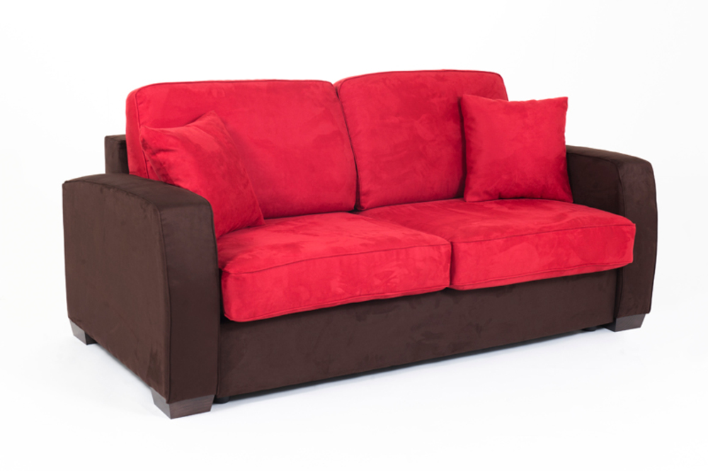 Canape convertible couchage 140 cm ellipse micro 23 micro 34 for Canape convertible bon couchage