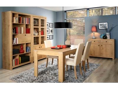 vitrine indigo salle a manger. Black Bedroom Furniture Sets. Home Design Ideas