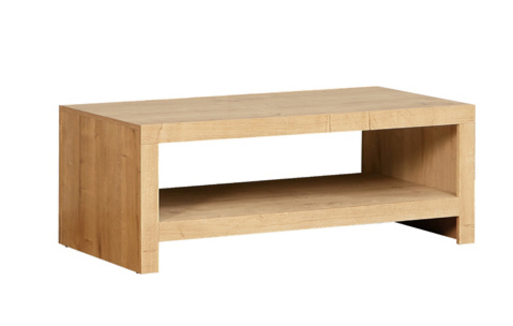 Table basse indigo salle a manger chene clair for Meuble table basse