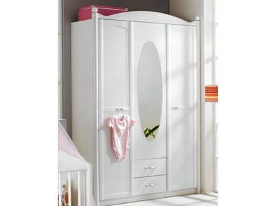 Armoire 3 portes Lilly
