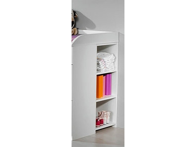 Option etagere pour commode