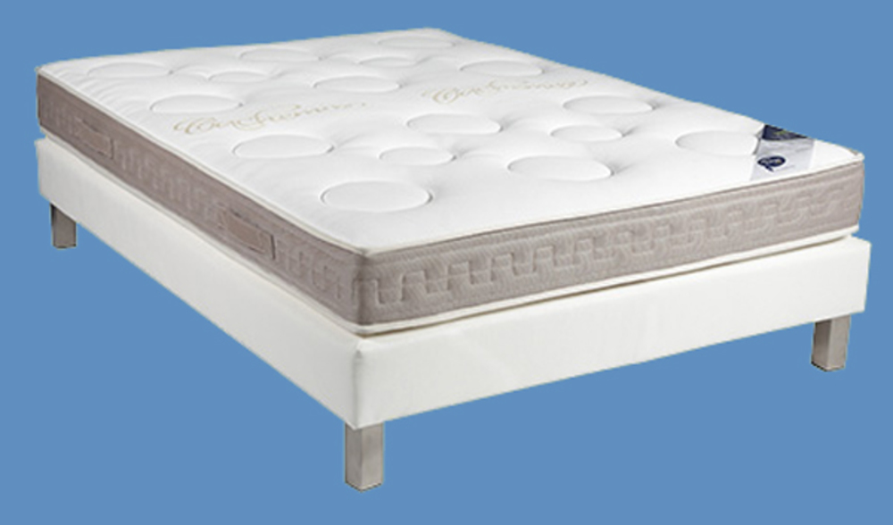 matelas thiriez 100 latex naturel heveo symphonique l 140 x h 20 x p 190. Black Bedroom Furniture Sets. Home Design Ideas