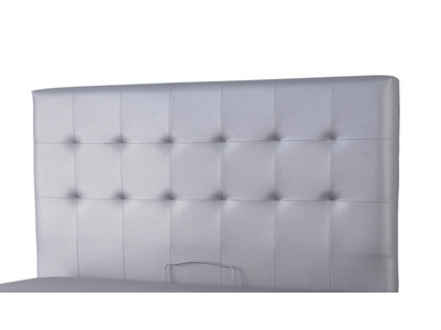 photo am pm t te de lit capitonn e selve hauteur 100 cm 3 tailles pictures to pin on pinterest. Black Bedroom Furniture Sets. Home Design Ideas