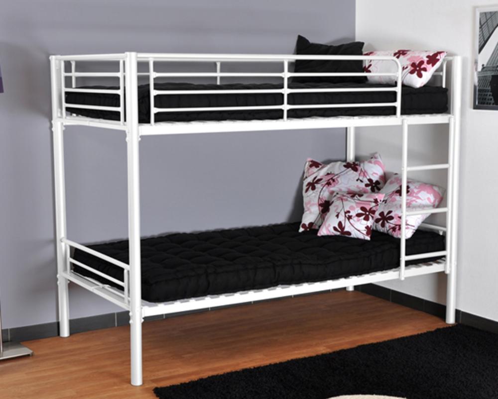 Chambre Ado Lit Mezzanine le lit mezzanine : idéal pour une chambre d'ado !