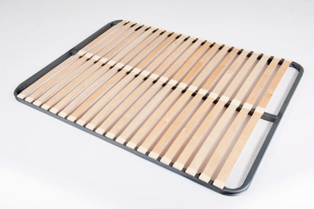 sommier lattes x20 confort l 140 x h 5 x p 200. Black Bedroom Furniture Sets. Home Design Ideas