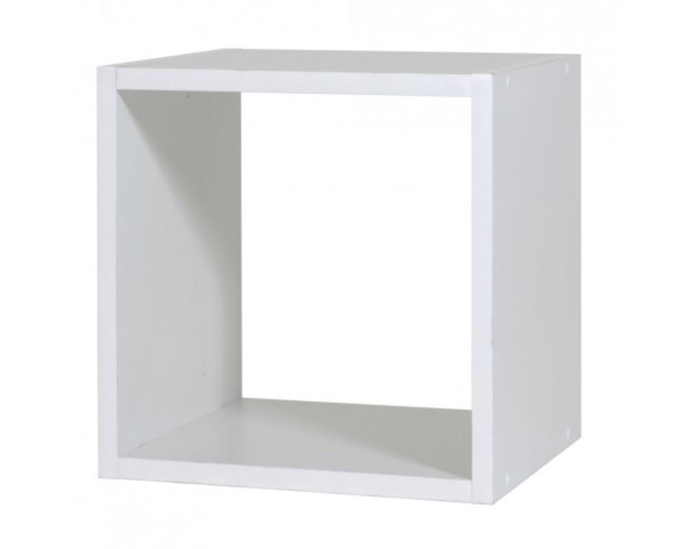 Rangement 1 case rubyx blanc - Meuble ikea casse ...