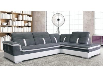 Canape d'angle à droite