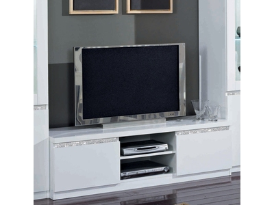 Meubles tv hifi for Meuble tv arrondi